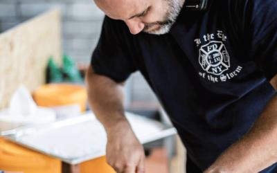 Wenn man mit René Schudel übers Kochen spricht, möchte man nur noch eines, nämlich kochen!